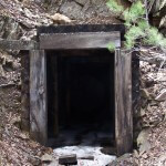 This photo was taken at a Gold Mine In Black Hills south Dakota  #gold
