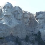 This photograph was taken at Mt Rushmore in the Black Hills of South Daktoa   #rushmore