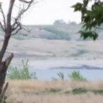 This is a photo taken from West Whitlock on Lake Oahe. South Dakota Missouri River Reservoir. #missouririver